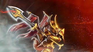Dota 2: Legion Commander Час жестокой битвы!