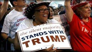 BLACK VOTE FOR TRUMP SURGES – Doubles in Ten Days!