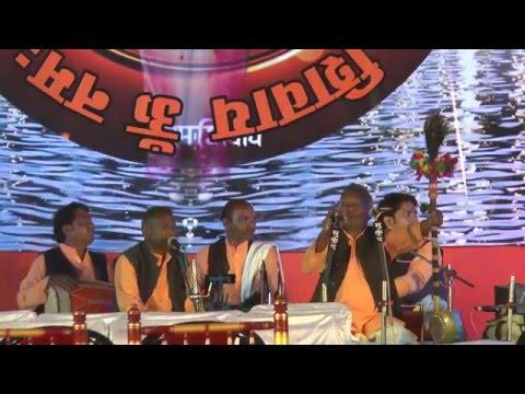 Pandwani Aadi Parv - Chhattisgarhi Stage Program At Rajim Kumbh 2016 - Chhattisgarhi Folk Song