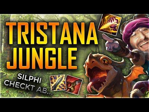 Der Tristana Jungle LoL Trend! Silphi checkt ab [League of Legends] [Deutsch/ German] thumbnail