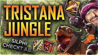 Der Tristana Jungle LoL Trend! Silphi checkt ab [League of Legends] [Deutsch/ German]