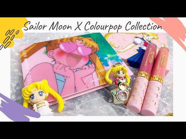 Sailor Moon X ColourPop Collection - A Cosplayers Thoughts