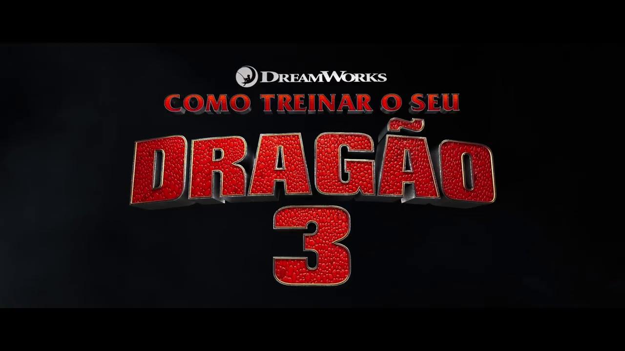 Resultado de imagem para como treinar seu dragão 3 logo