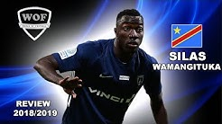 SILAS WAMANGITUKA | Crazy Goals, Speed & Skills | Paris FC 2019 (HD)