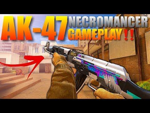 Standoff 2 AK-47 Necromancer Gameplay‼️