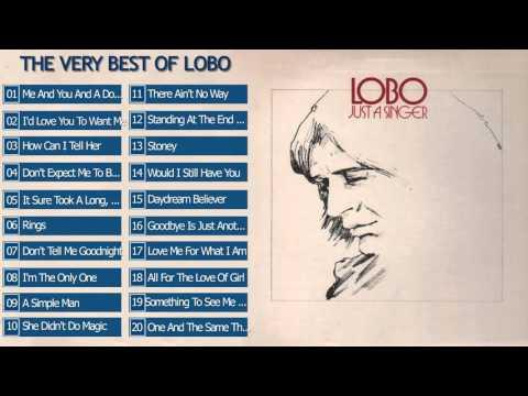 Lobo - The Very Best Of Lobo (Full Album) 2002