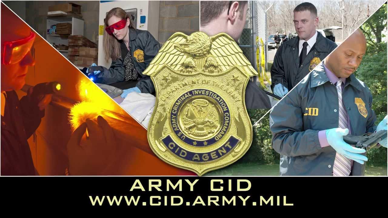 U S  Army CID Sexual Assault Prevention PSA 2013