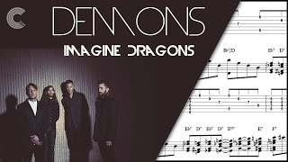 Flute Demons Imagine Dragons Sheet Music Chords And Vocals Youtube