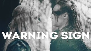 warning sign | clarke&lexa