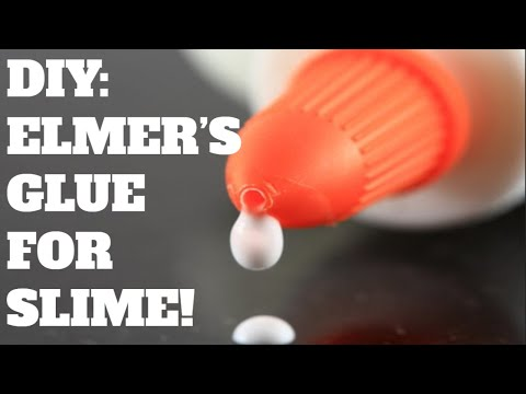 diy:-elmer's-glue-for-slime!-easy!!!