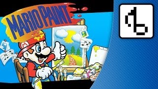 Repeat youtube video Mario Paint WITH LYRICS - brentalfloss