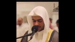 سورة ال عمران  القارئ اسلام صبحي تلاوه خاشعة