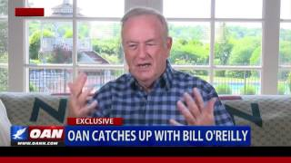 WATCH: OAN catches up with Bill O'Reilly