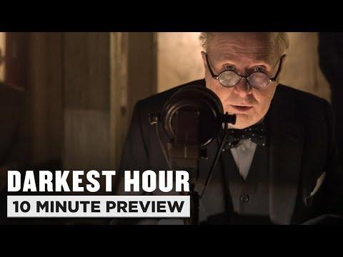 Darkest Hour | 10 Minute Preview | Film Clip | Own It On 4K Ultra HD, Blu-ray, DVD & Digital