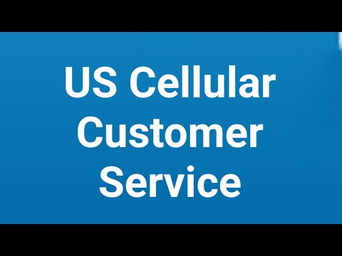 US Cellular Customer Service Number Call