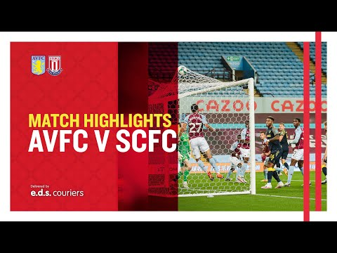 Aston Villa Stoke Goals And Highlights