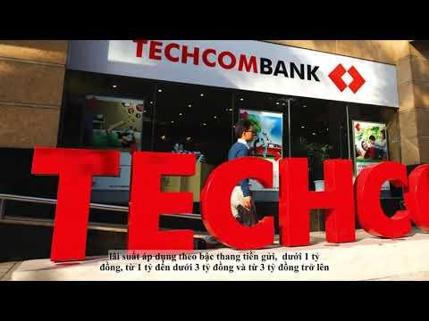 Lãi suất ngân hàng Techcombank tháng 1/2021 cao nhất là 7,1%/năm