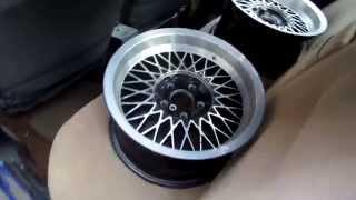 литые диски remotec 15' ET10, 7.5'J