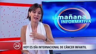 Experta por cáncer infantil: