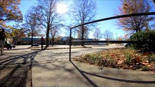 Isaiah Rodriguez skateboarding