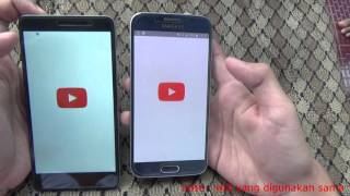 Old Samsung Galaxy S6 vs Brand New Xiaomi Redmi Note 3 - Unaccurate Speed Test (BAHASA INDONESIA)