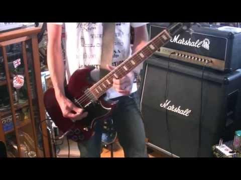 BUCKCHERRY(Guitar Cover)-Check Your Head