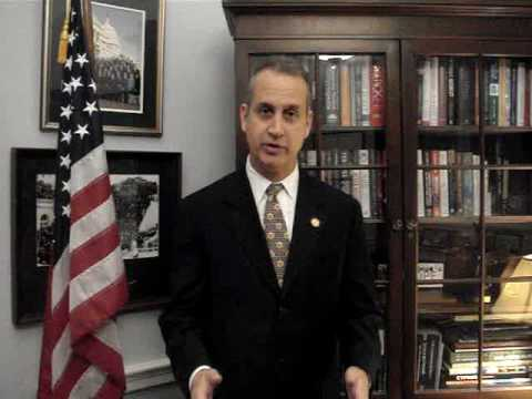 Mario Diaz-Balart Lays Out Goals for the 111th Congress