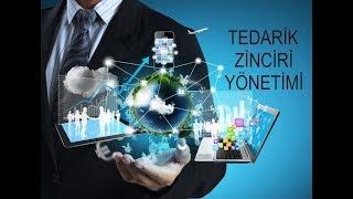 Gambar cover Tedarik Zinciri Yönetimi Eğitimi - Yrd. Doç. Dr. İbrahim İnan