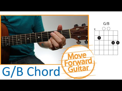 Guitar Chords for Beginners - G/B