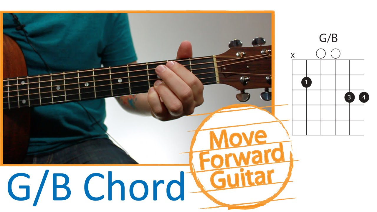 Guitar Chords For Beginners Gb Youtube