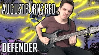August Burns Red | Defender | GUITAR COVER (2020)