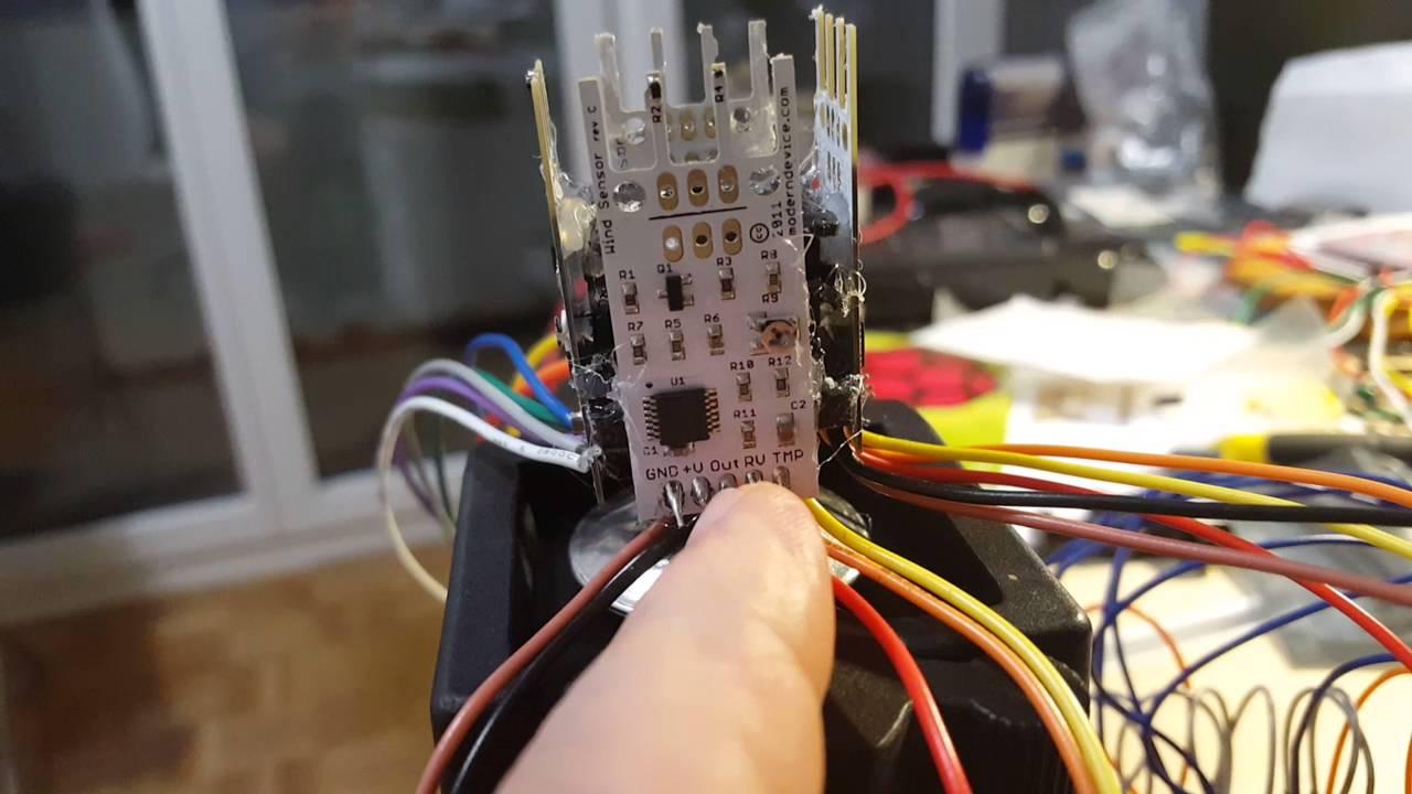 Anemometro Openplotter