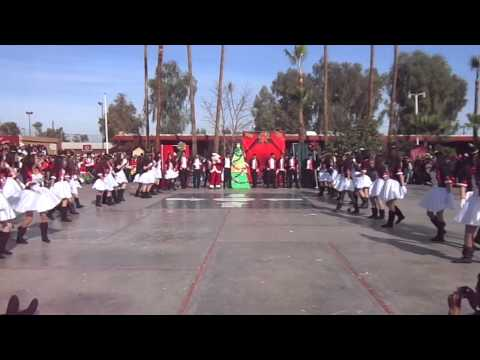 5F Jingle Bell Rock CBTIS 21 Travel Video