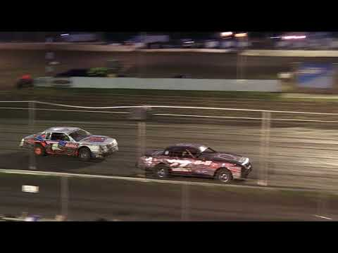 July 6th 2018 RPM Speedway Factory Stocks Heat 2
