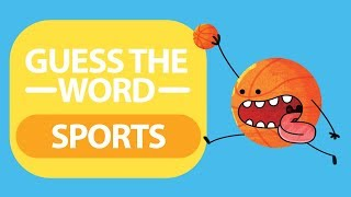 Guess the Word   Sports   ESL for Kids