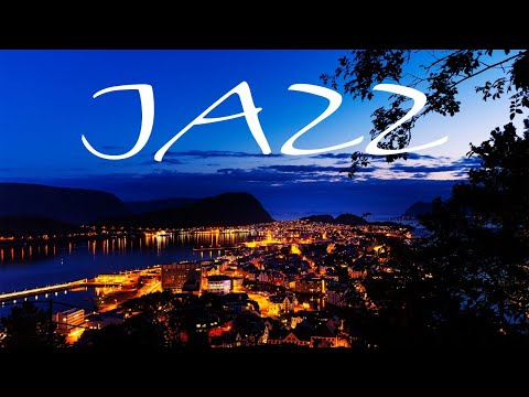 Relaxing Night JAZZ - Soft City JAZZ for Evening - Chill Out Music