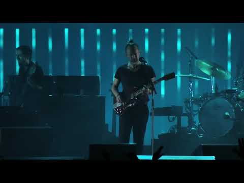 Radiohead - Weird Fishes/Arpeggi (Wells Fargo Center) Philadelphia,Pa 8.1.18