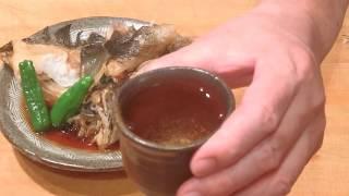 《メバル(鮴)の煮物》・・・・大和の 和の料理《煮物》