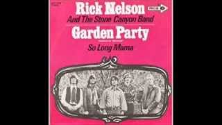 Ricky Nelson - Garden Party 1972 HQ