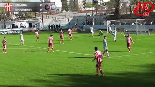 FATV 17/18 Fecha 4 -  UAI Urquiza 0 - Talleres 0