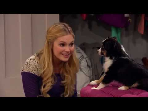 Сериал Disney - Тяжёлый случай (Сезон 2 Серия 03) Линди - друг собак