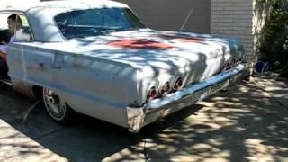 1964 Impala SS Project walk around
