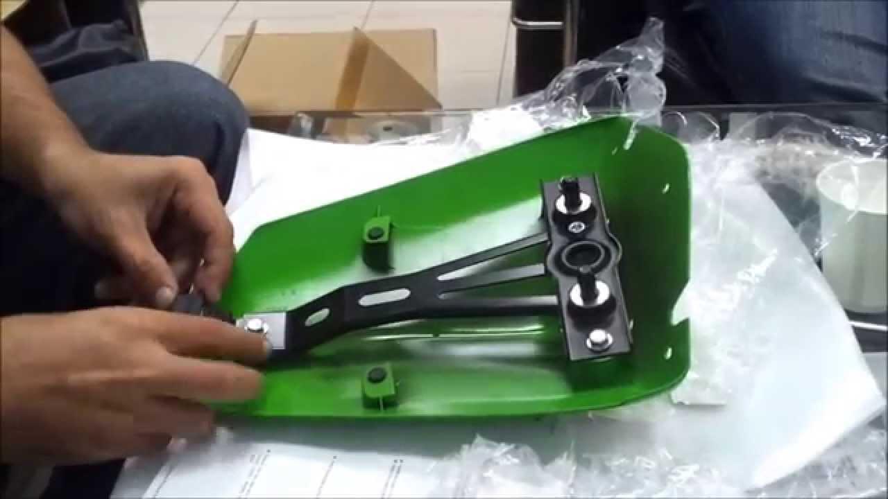 Kawasaki Seat Cover