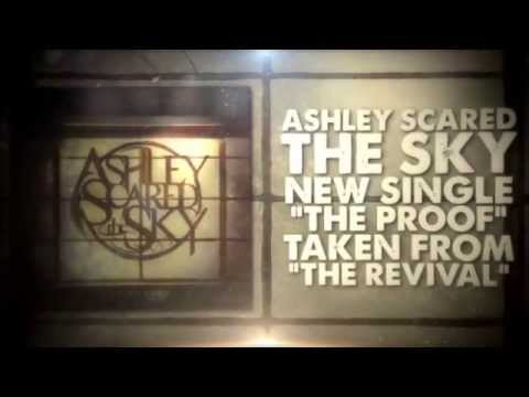 ASHLEY SCARED THE SKY - THE PROOF (Official Lyric Video)