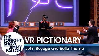 Baixar Virtual Reality Pictionary with John Boyega and Bella Thorne