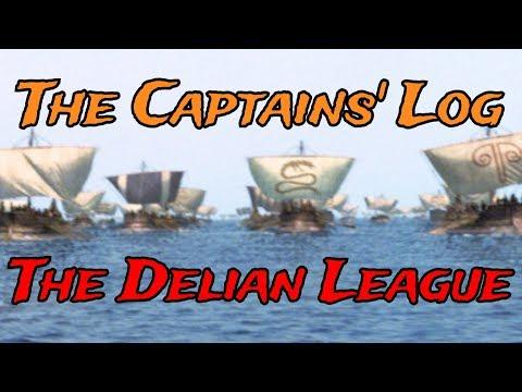 The Captains' Log #8 - The Delian League