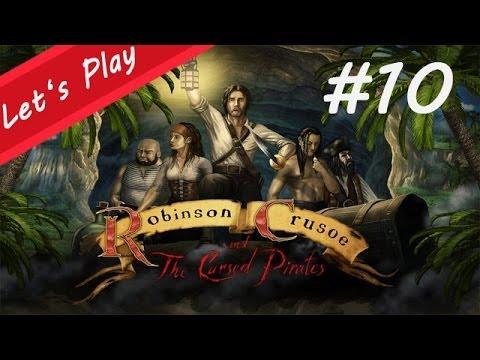 Robinson Crusoe   Cursed Pirate 10 |