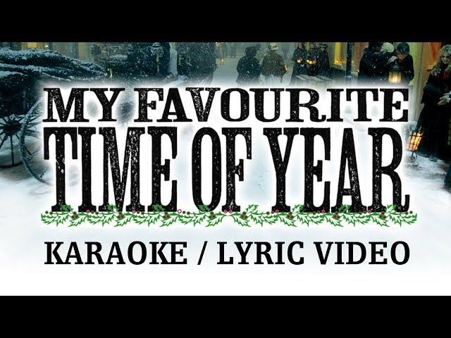 that's christmas to me lyrics karaoke