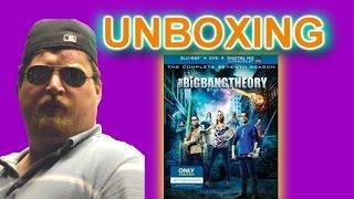 The Big Bang Theory Season 7 (Best Buy) Blu-Ray Unboxing