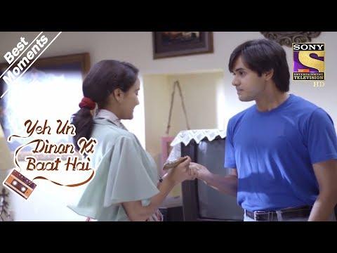 Yeh Un Dinon Ki Baat Hai | Naina Writes Her Name On Sameer's Palm | Best Moments